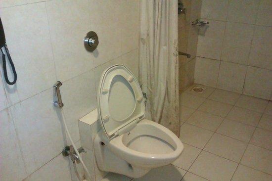 Bharat Hotel : Bathroom