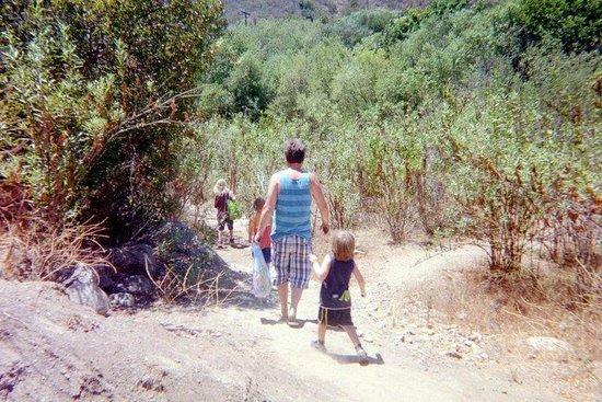 Ventura Ranch KOA: Nature Trail