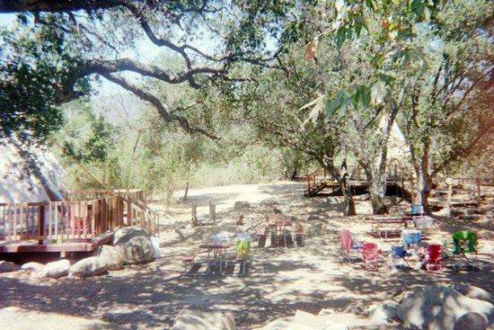 Ventura Ranch KOA: Tipi Villiage
