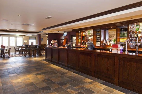 Premier Inn London Dagenham Hotel: Dagenham Bar