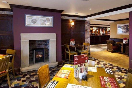 Premier Inn London Dagenham Hotel: Dagenham Restaurant