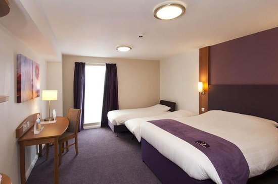 Premier Inn London Dagenham Hotel: Dagenham Room