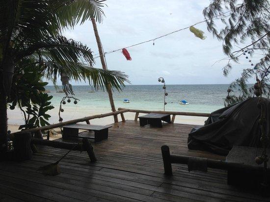 In Touch Resort & Restaurant: View from restaurant