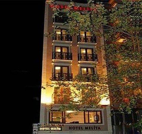 Melita Hotel: Exterior