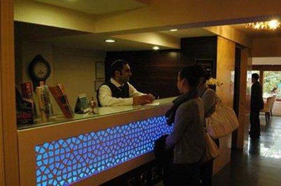 Melita Hotel: Interior
