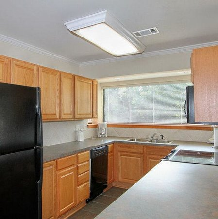 Emerald Isle Resort : Kitchen