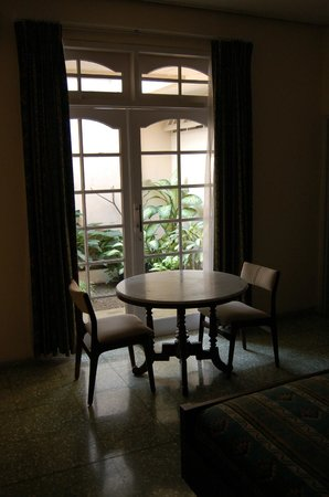 The Maritim Guest House: Room with a view
