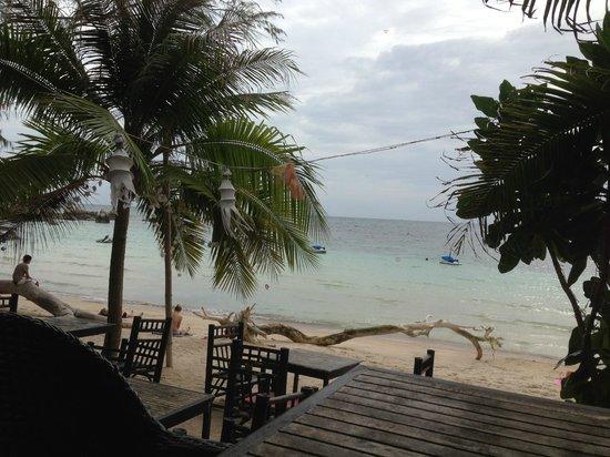 In Touch Restaurant: Beach