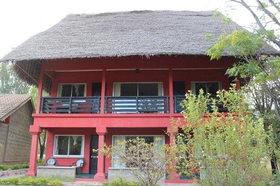 Mara River Lodge: Family Room