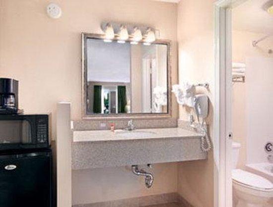 Baymont Inn & Suites Chocowinity/Washington : Bathroom