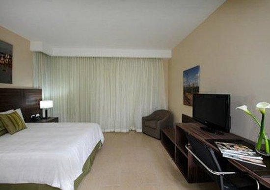 Clarion Victoria Hotel and Suites Panama: Interior