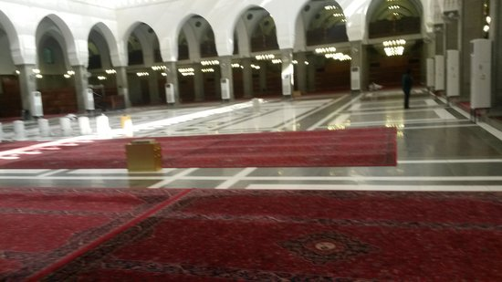 Mosquée de Quba : 7 sep. 2013