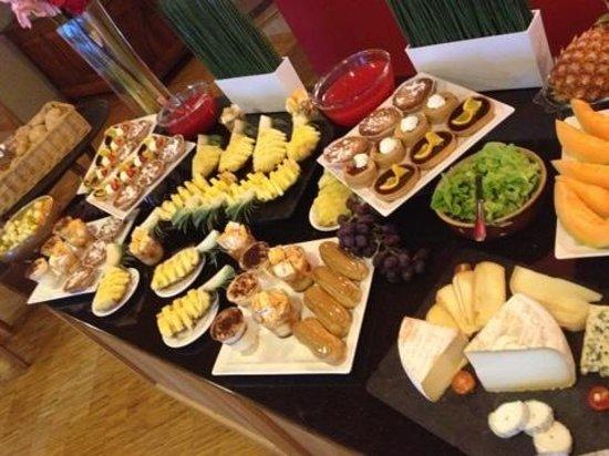 Mercure Saint Lary Sensoria : Quelques desserts