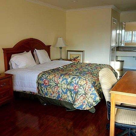 Garden Inn Motel: Garden Inn San Gabriel Room