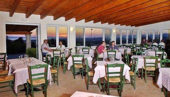 Hotel Punta Giara: Punta Giara Restaurant