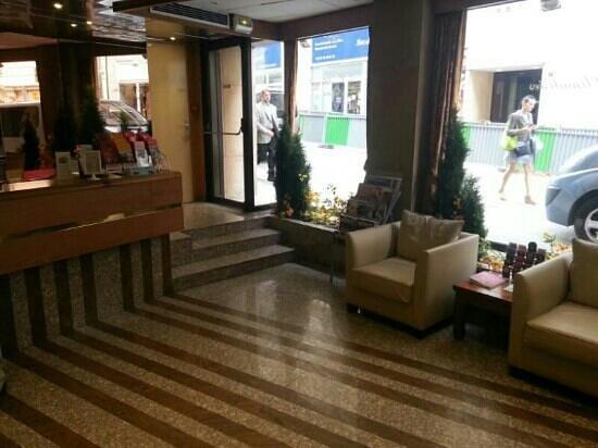 Fertel Etoile : Lobby