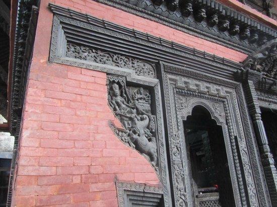 Nepali Temple (Kathwala Temple) : Details