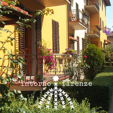Intorno Firenze B&B: here we are