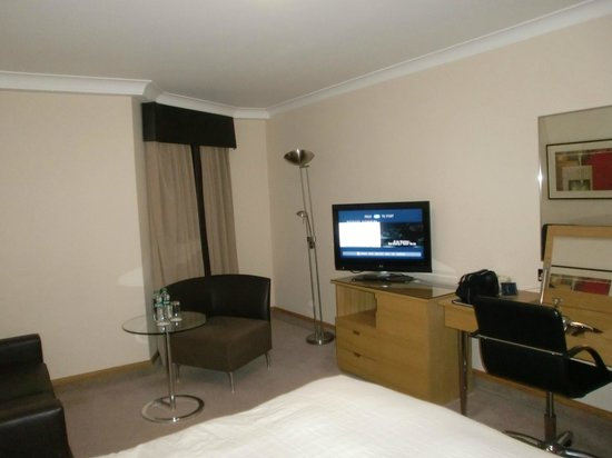 Hilton Manchester Airport: 主室
