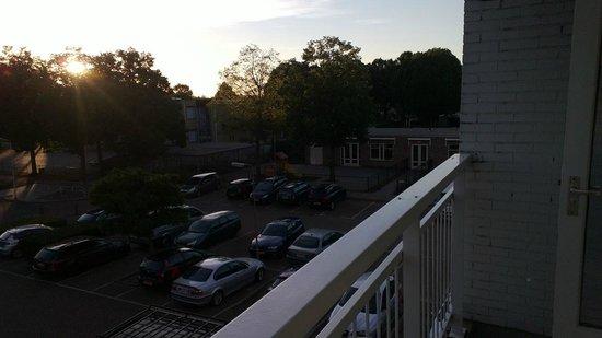Hampshire Hotel - City Terneuzen : Street Facing Balcony