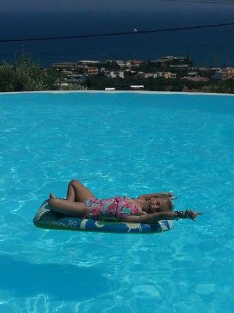 Creta Blue Suites: Fun times ;-)