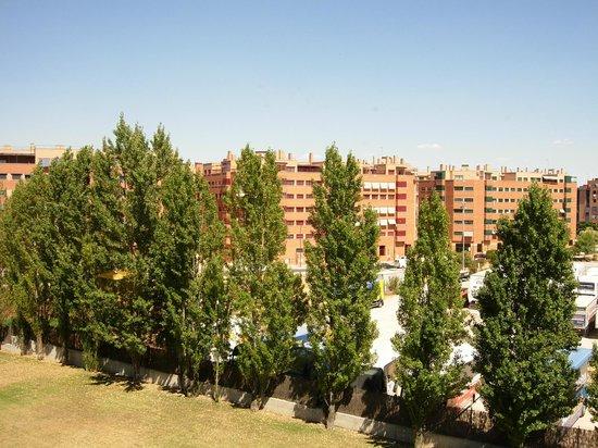 Hotel Exe Getafe: vista exterior