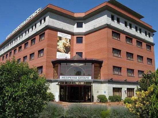 Hotel Exe Getafe: hotel NH Hesperia