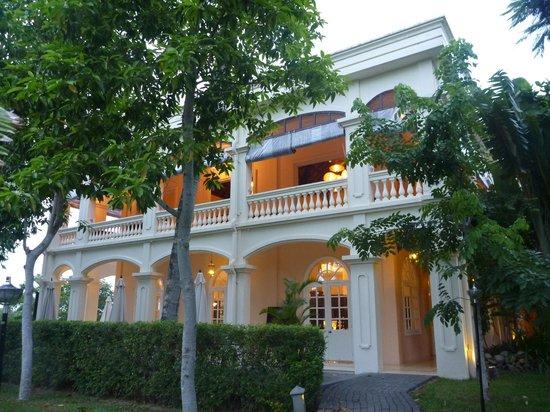 Anantara Hoi An Resort: レストラン