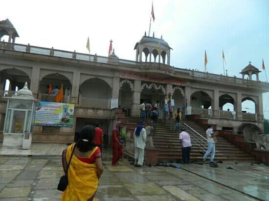 Sanwariaji Temple : from outside