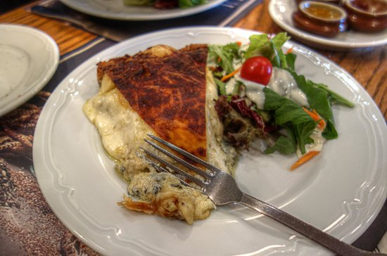 Paul: Three Cheese Torte