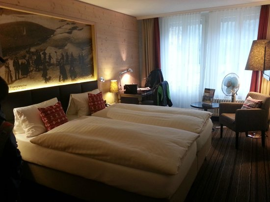 Hotel Interlaken : Economy Double