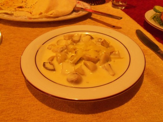 Friar Tucks Bistro: Garlic Mushrooms