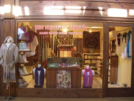 Sen Naoe Hand Woven Textiles