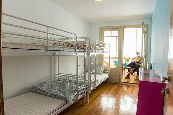 Xarma Hostel: Habitación