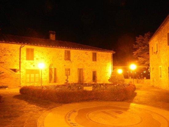 Riserva di Fizzano: Hôtel