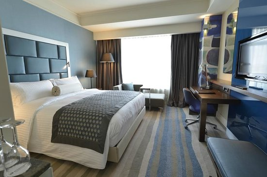 Wyndham Grand Istanbul Europe: Deluxe Room