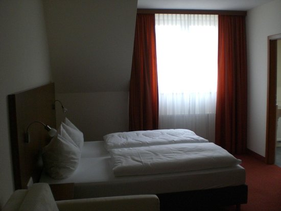 Das kleine Amtshotel : Doppelzimmer
