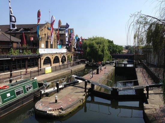 Holiday Inn London - Camden Lock: Camden Lock
