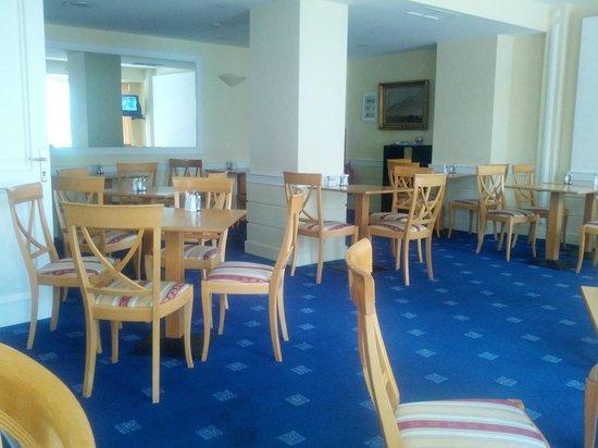 Paliria Hotel: Breakfast room