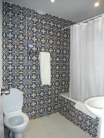 Club Jumbo Djerba: salle de bain