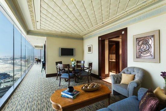 Rosewood Jeddah : Executive Suite - Living Room