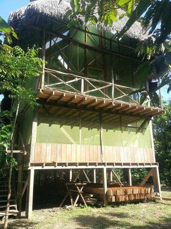 Amaru Spirit : big jungle house..