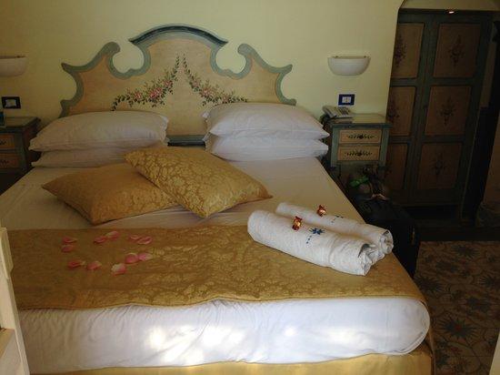 Hotel Margherita: interno stanza
