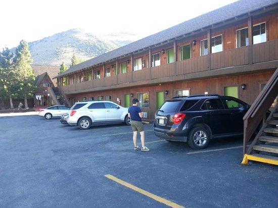 Murphey's Motel: Zimmerblock