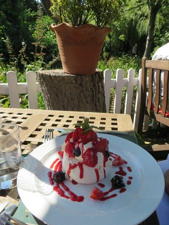 Mill at Gordleton: Pavlova!