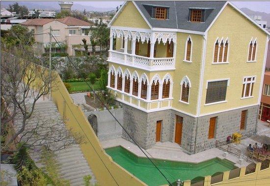 Posada el Castillo: uit brandweer