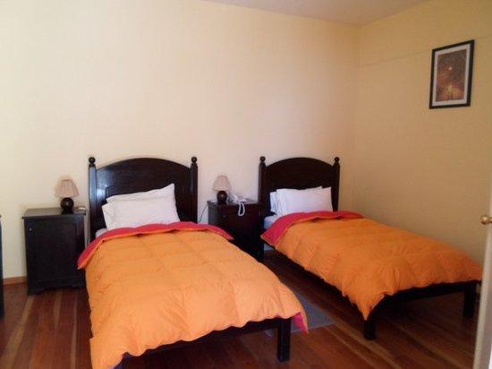 Posada el Castillo: room 12