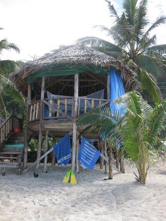 Faofao Beach Fales: home sweet home