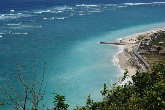 Villa Bidadari Nusa Dua: Pandawa Beach