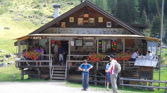 Baita Monte Cauriol